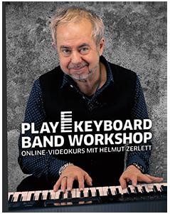 Keyboard lernen online - Einsteigerkurs